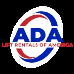 ADA Lift Rentals Of America logo